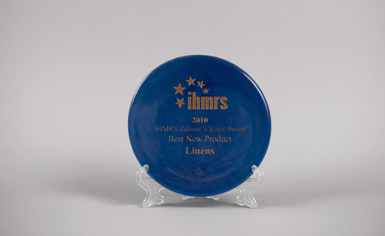 IHMRS Best New Product - Linens