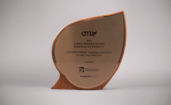 Earth Minded Award - Hospitality Product