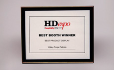 Best Booth Winner, Best Product Display